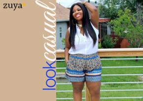 Como criar um lookcasual!