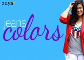 Jeans Colors!