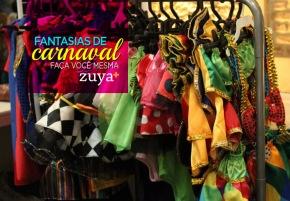 Fantasias de Carnaval – Faça vocêmesma!
