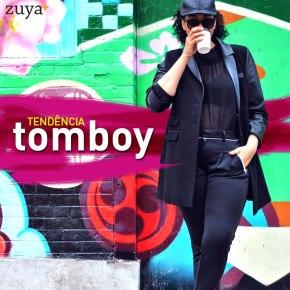 TENDÊNCIA : TOMBOY