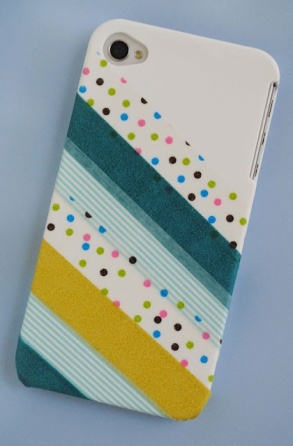 craft-washi-tape-phone-cover