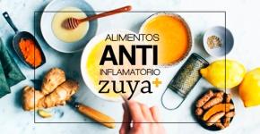 ALIMENTOS ANTI INFLAMATORIO