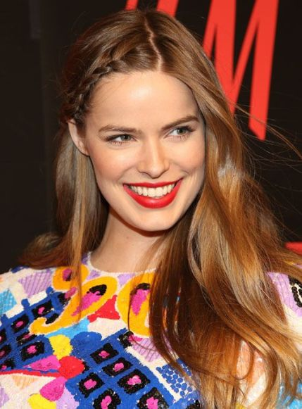NEW YORK, NY - SEPTEMBER 19:  Model Robyn Lawley attends H&M's private concert with Lana Del Rey at The Wooly on September 19, 2012 in New York City.  (Photo by Astrid Stawiarz/Getty Images for H&M)