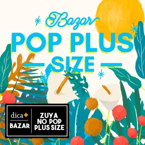 Zuya no Bazar Pop Plus Size!!!!