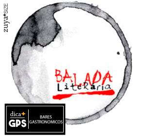 GPS: BALADA LITERÁRIA
