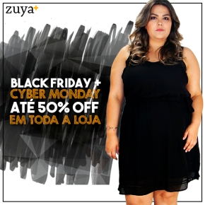 GPS – BLACK FRIDAY ZUYA!