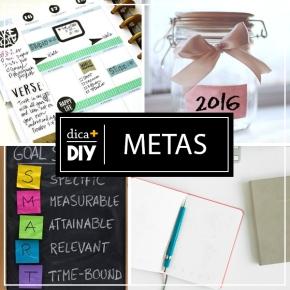 DIY: Metas para2016