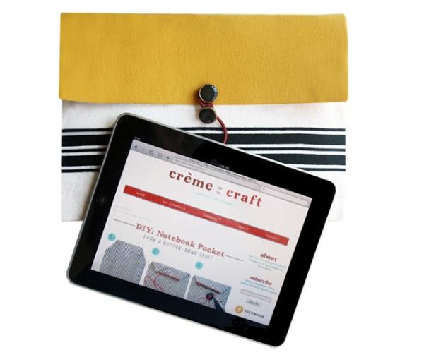 Creme-de-la-Craft-DIY-Project-iPad-Tablet-Case-Sleeve-Tutorial-Bubble-Envelope