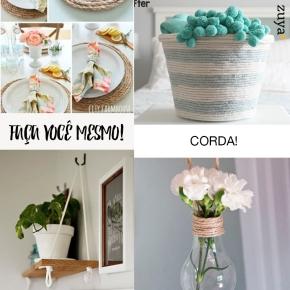 DIY – CORDA!