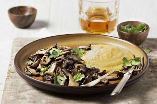 polenta-light-com-cogumelos-receita