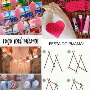 DIY – FESTA DOPIJAMA!